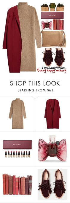 """101"" by mykatty091 ❤ liked on Polyvore featuring By Malene Birger, Lafayette 148 New York, INC International Concepts, Bobbi Brown Cosmetics, Viktor & Rolf, Express, thanksgiving and polyvorecontest"