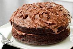 Mud cake, la ricetta originale della torta al cioccolato più cioccolatosa! | Planet Cake