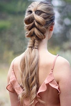 33 Braid Styles To Try Out To Charm Them All , If you are tired of wearing your hair, all the same, we are happy to share with you this fair share of trendy and fabulous braided hairstyles so that . Box Braids Hairstyles, Long Braided Hairstyles, African Hairstyles, Summer Hairstyles, Best Braid Styles, Top Braid, Natural Hair Styles, Long Hair Styles, Trending Hairstyles
