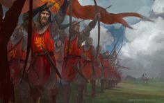 Lannister Archers