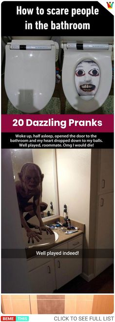 20 Dazzling Prank Champions Who Delight Everyone With Their Jokes #pranks #people #humour #funnypictures #jokes #bemethis