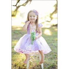 793594a190a2c W42ディズニープリンセス キッズ ラポンセルワンピース なりきりワンピース プリンセスドレス 子どもドレス プリンセス キッズ