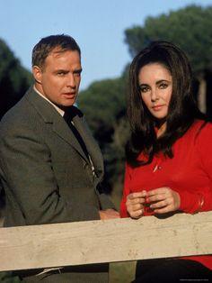"""Mit Marlon Brando spielte sie in """"Spiegelbild im goldenen Auge."""""""