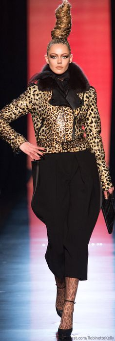 Jean Paul Gaultier Haute Couture | F/W 2013 | The House of Beccaria