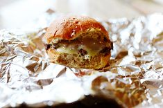 Mini Hot Roast Beef Sandwiches by Ree Drummond / The Pioneer Woman, via Flickr