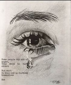 Drawing Eyes Crying Pencil Art Ideas in 2020 Realistic Pencil Drawings, Pencil Art Drawings, Art Drawings Sketches, Eye Drawings, Realistic Eye, Horse Drawings, Animal Drawings, Eye Sketch, Sketch Art