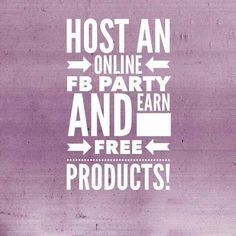 Want to host an Avon party? Why not host a party on Facebook?  As a hostess or host you will receive a free gift. Call me for more details about hosting your party 404-826-0097 or email me at youratlavonrep@gm... #party #facebookparty #hostess #host #freegift #onlineparty #friends #family #fun #games