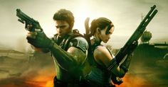 Resident Evil 5 and 6 for Nintendo Switch, release date announced by Capcom Resident Evil 5, Resident Evil Franchise, Ps4, Playstation, Final Fantasy Vii, God Of War, Live Action, Xbox One, Games Online