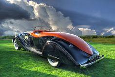 1935 Duesenberg J-585 Speedster