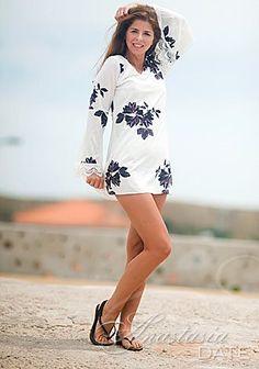 Dating Russian women: Ana Sara from Lisbon, 42 yo, hair color Brown