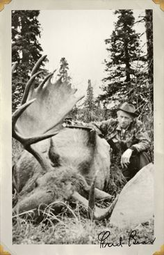 What is it about old hunting photos that we love so much? [ATTACH] I guarantee you've spent a number of nights at deer camp or at home looking. Big Game Hunting, Hunting Art, Hunting Tips, Archery Hunting, Deer Hunting, Hunting Stuff, Alaska, F Pictures, Photos