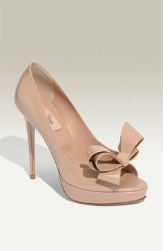 Fabulous Valentino shoes - eek at the price tag though!