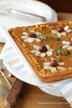 Caramel tart : mazurek kajmakowy