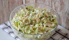 Surówka w 10tkę! Potato Salad, Cabbage, Potatoes, Vegetables, Ethnic Recipes, Food, Potato, Essen, Cabbages