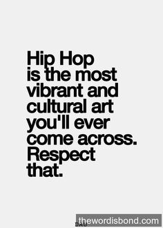 #hiphop #art #culture