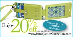Perfect Mother's Day Gift - 20% off the cellfolio. Coupon Code: MOTHER