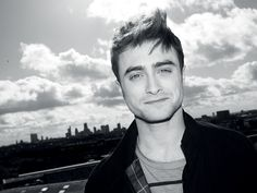 Daniel Radcliffe photographed by Bella Howard for The London Magazine Alan Rickman, Beautiful Inside And Out, Daniel Radcliffe, The Man, Harry Potter, Photoshoot, Actors, Film, Magazine