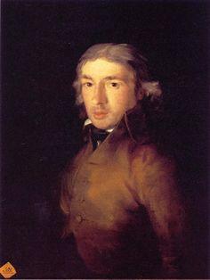 Goya en el Museo de la Academia: leandro fernandez de moratin