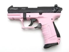 """I am a pink gun. I require no further explanation."""