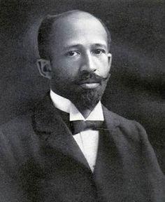 W.E.B. Dubois (1868 – 1963) was an American sociologist, historian, civil rights activist, Pan-Africanist, author and editor. Born in Great Barrington, Massachusetts.