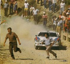 Lancia 037, Rally Portugal 1984.