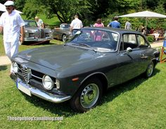 Alfa romeo GT 1300 junior de 1967 (37ème Internationales Oldtimer Meeting de Baden-Baden) 01