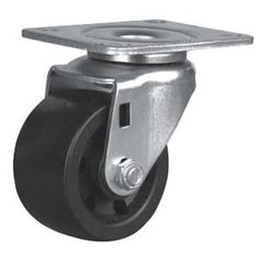 low profile caster,machine caster wheel,cabinet caster wheel  material:PA  Size:2inch x 45mm ; 2.5inch x 45mm ; 3inch x 50mm  Loading:80kg~200kg