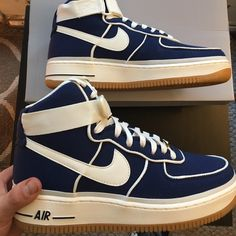 NWT Nike Air Force 1 High  07 LV8 New in Box 83540ceabcbf5
