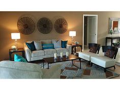3 Staging Solutions to Modernize a Space: Furnish a Great Room #TheHurstTeam