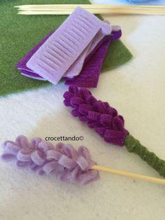 fiore di lavanda lilla chiaro