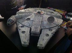 Lucca 2015 – Star Wars: le foto del padiglione ufficiale! #LuccaCG15