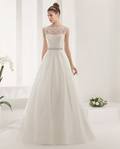 Fashionably Yours - PICARO Wedding Gown By Alma Novia, please call 02-9487 4888 for pricing (http://www.fashionably-yours.com.au/picaro-wedding-gown-by-alma-novia/)