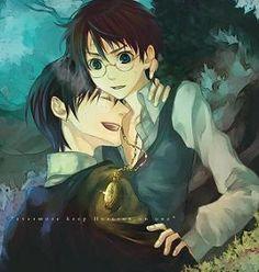 Tom Riddle And Harry Potter Yaoi Jestem fank yaoi od jakiego