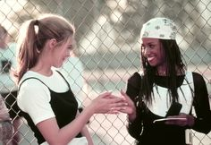"""You see how picky I am about my shoes and they only go on my feet!"".....love Clueless!"