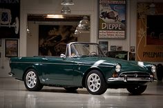 1966 Sunbeam Tiger - Jay Leno's Garage