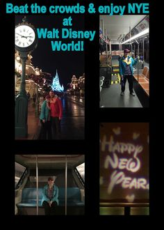 I have found some strategies to make a stay during New Year's very enjoyable and still a very fun way to ring in the New Year. Follow these 3 tips for navigating a visit to Walt Disney World during NYE.
