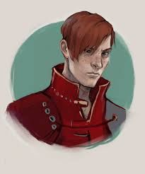 Kell Fanart from VE Schwab's A Darker Shade Of Magic
