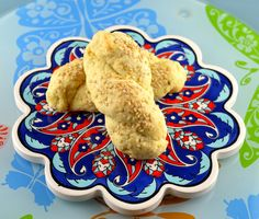 Make the holiday even more special by baking up a batch of these Greek Easter cookies from Food.com.