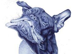 [#Art] De superbes illustrations au BIC by Sarah Esteje