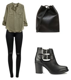 """Monday Outfit"" by tania-alves ❤ liked on Polyvore"