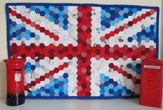 British Hexagon Flag
