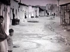 PALOMERAS (Vallecas) - 1956 Foto Madrid, Vintage Photography, Spain, Timeline, Muse, The Neighborhood, Television Antenna, Vintage Pictures, Sevilla Spain