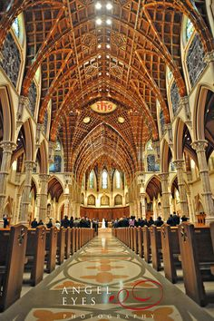 Holy Name Cathedral.. absolutely beautiful