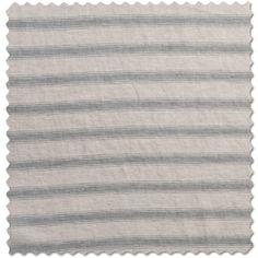 Rachel Ashwell blue ticking strip canvas