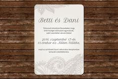 Elegant Wedding Invitation, Wedding Invitation Elegant Wedding Invitations