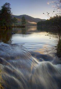 Loch an Eilean | by Stephen Kerr on Flikr