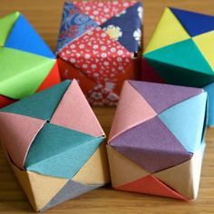 10 Grown Up Construction Paper Crafts