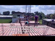 DAK KERATON YOGYAKARTA: Video Proyek Pemasangan dak Keramik beton KERATON