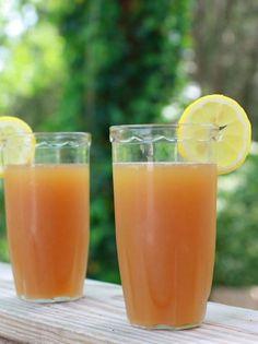 Nashville Fruit Tea Recipe. THE Best Tea Ever.