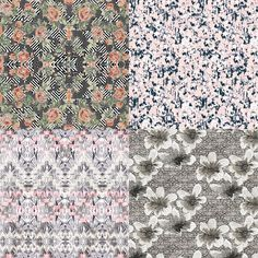 Patternbank Studio Designs by Ndesign, Susanna Nousiainen, Amelie Gagnon,Susanna Nousiainen